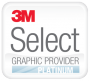 3M vinyl graphic provider